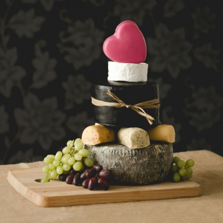 The All-Rounder Cheese Celebration Cake